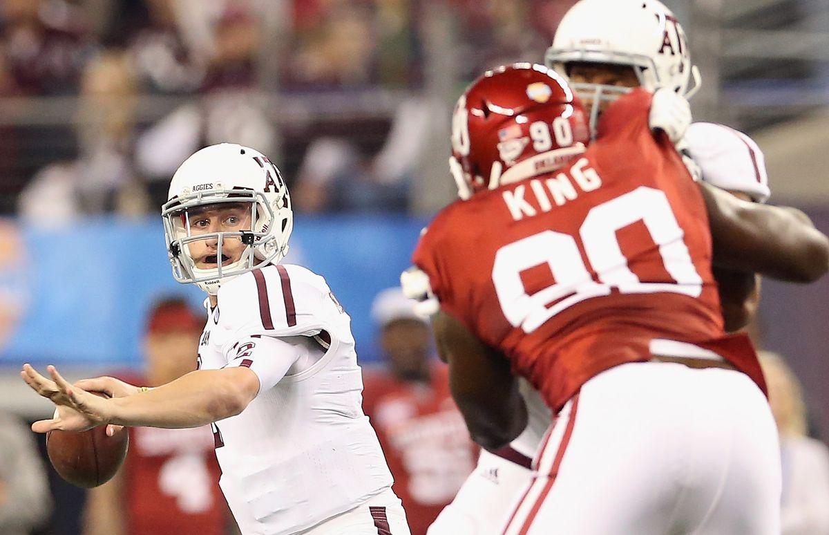 AT&T Cotton Bowl - Texas A&M v Oklahoma
