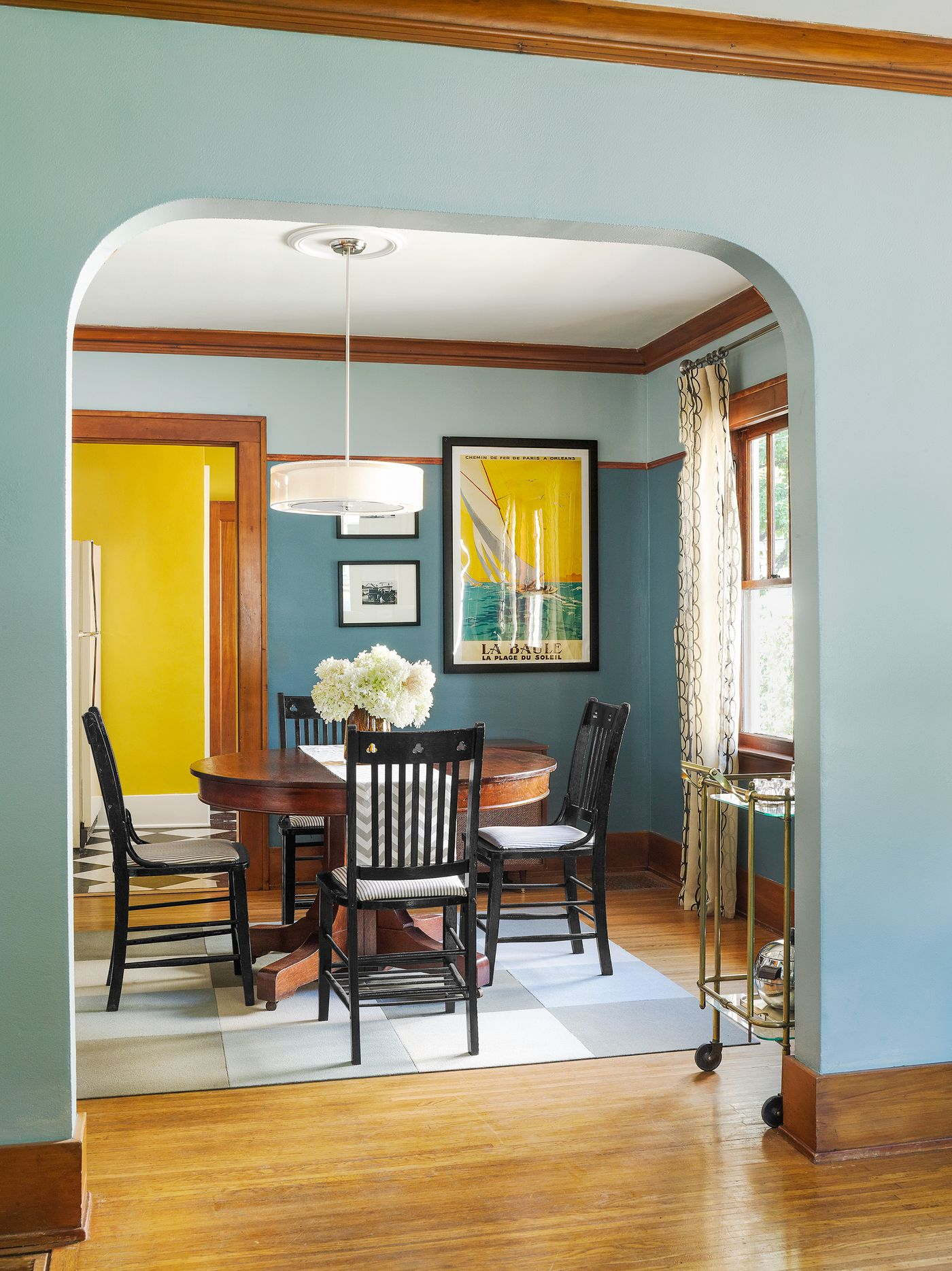 Paint Colors That Love Stained Wood - This Old House