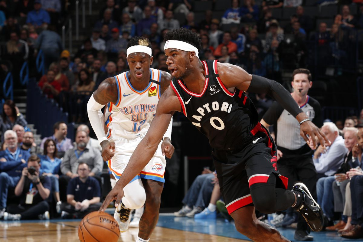 End of Bench Chronicles: The Toronto Raptors progress to the norm