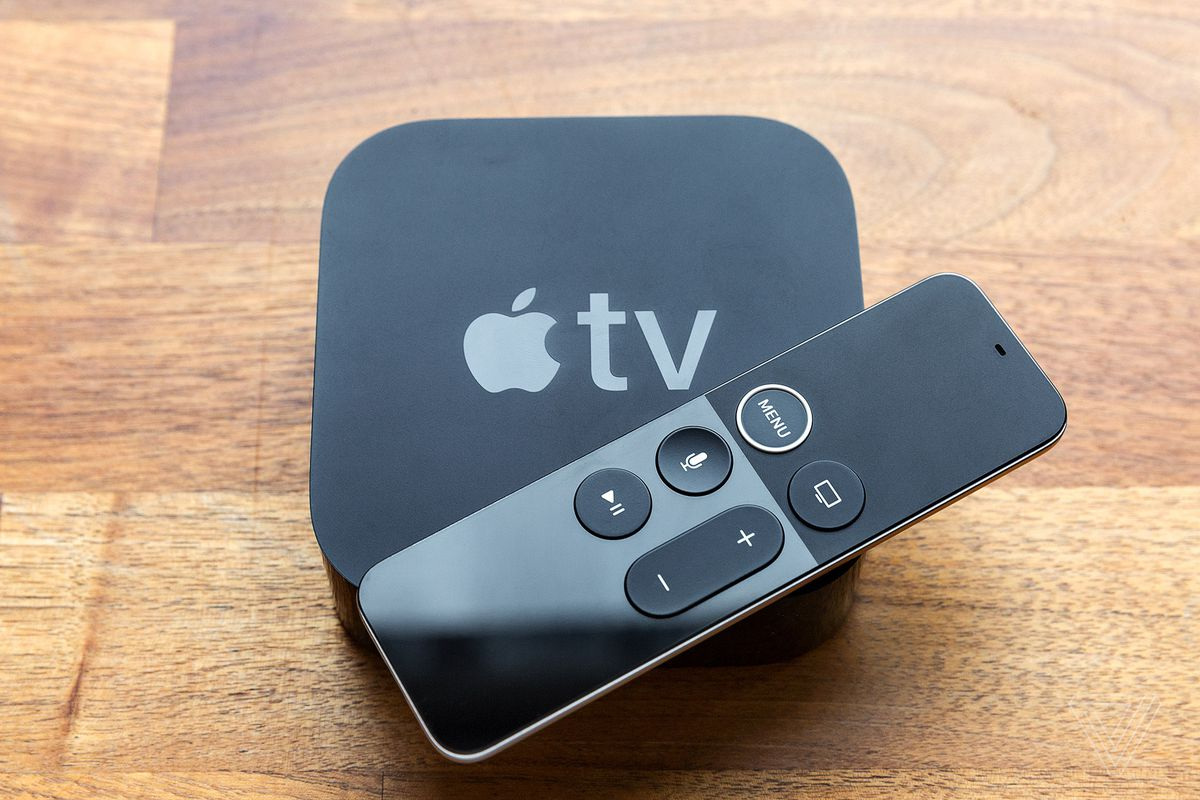 You'll only be able to stream 4K content on the new Apple TV - The Verge