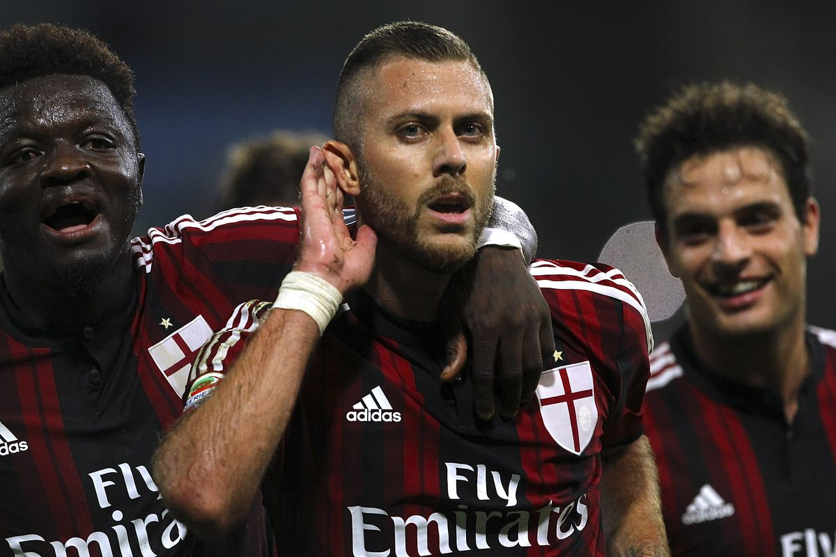 50c06d80805 Jérémy Ménez has left AC Milan. Let s reminisce about his greatest goal.