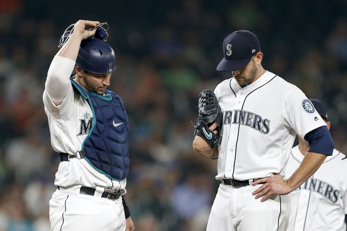 ca0dec63 The 2017 Mariners in review: Starting Pitching - Lookout Landing