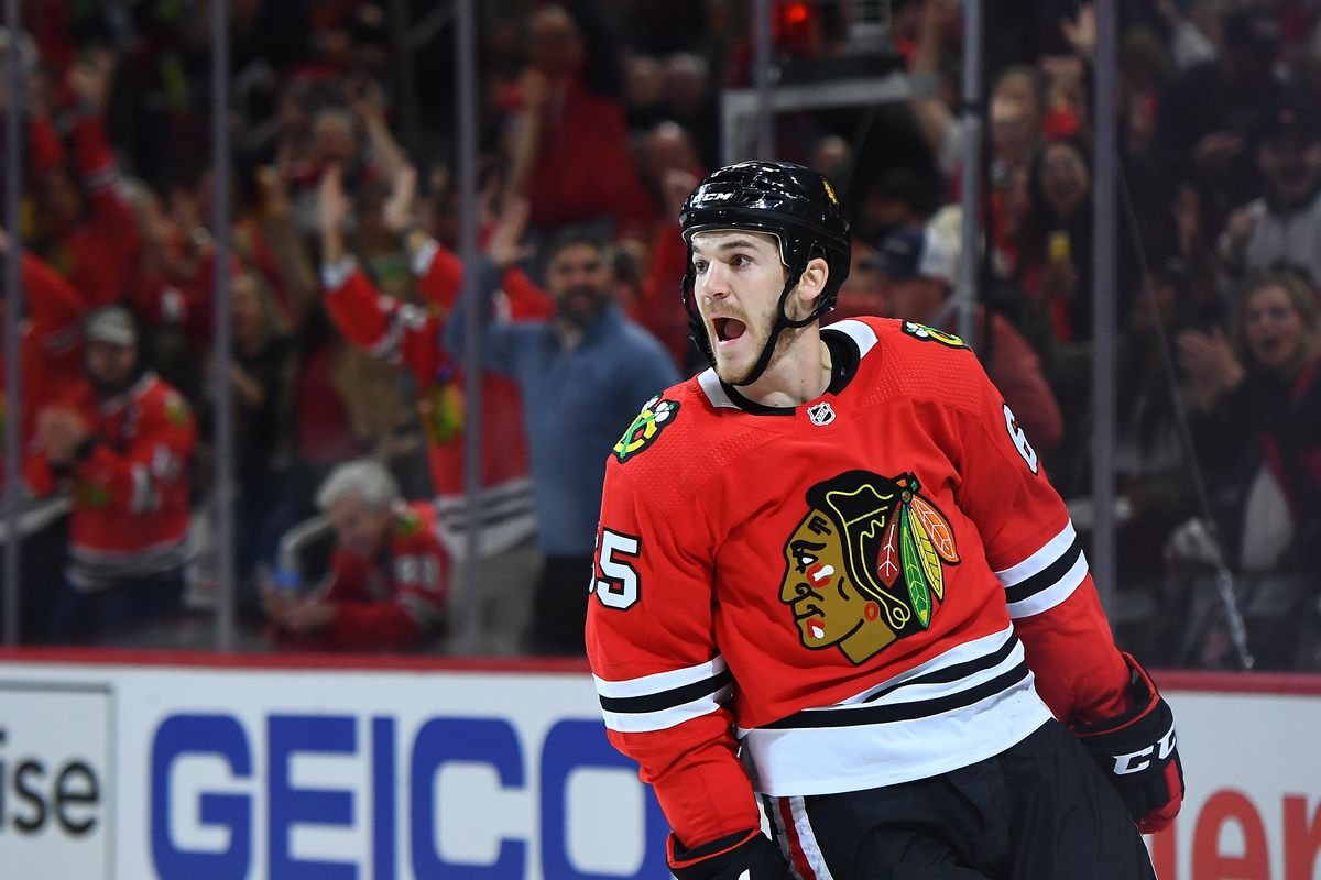 Blackhawks-Sharks: Chicago's 2019-20 season needs a fast start