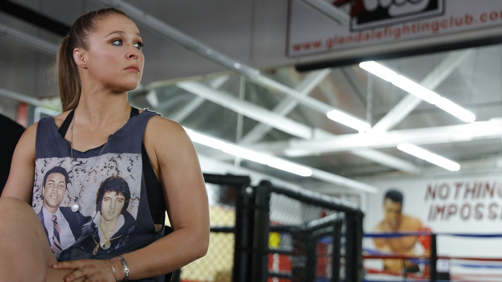Dana White Says Ronda Rousey Will Get An Immediate Rematch