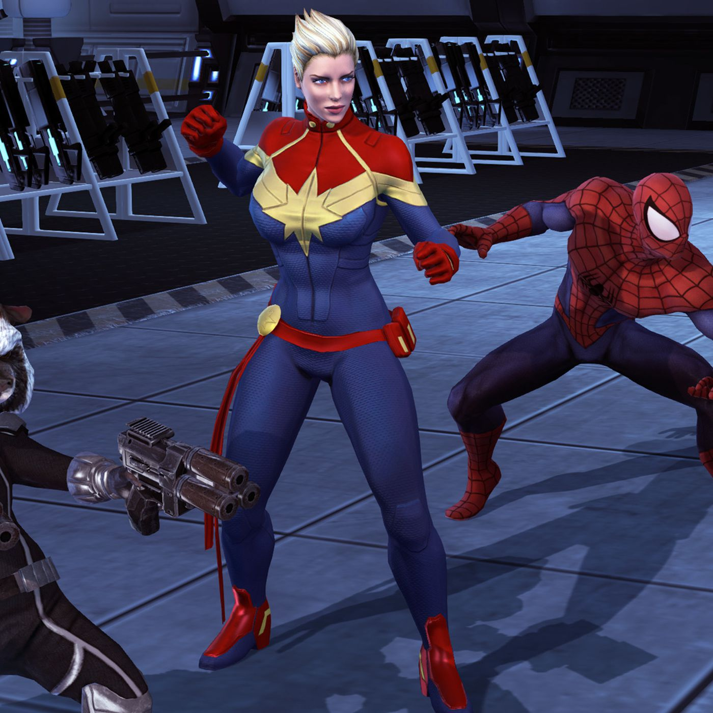 Marvel Heroes shutting down - Polygon