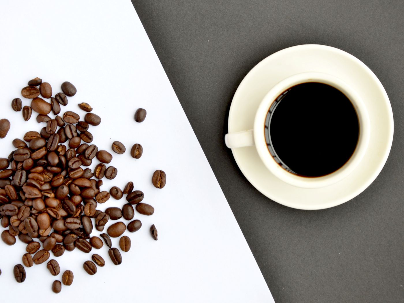 Cost of coffee: a pound of wholesale beans costs less than
