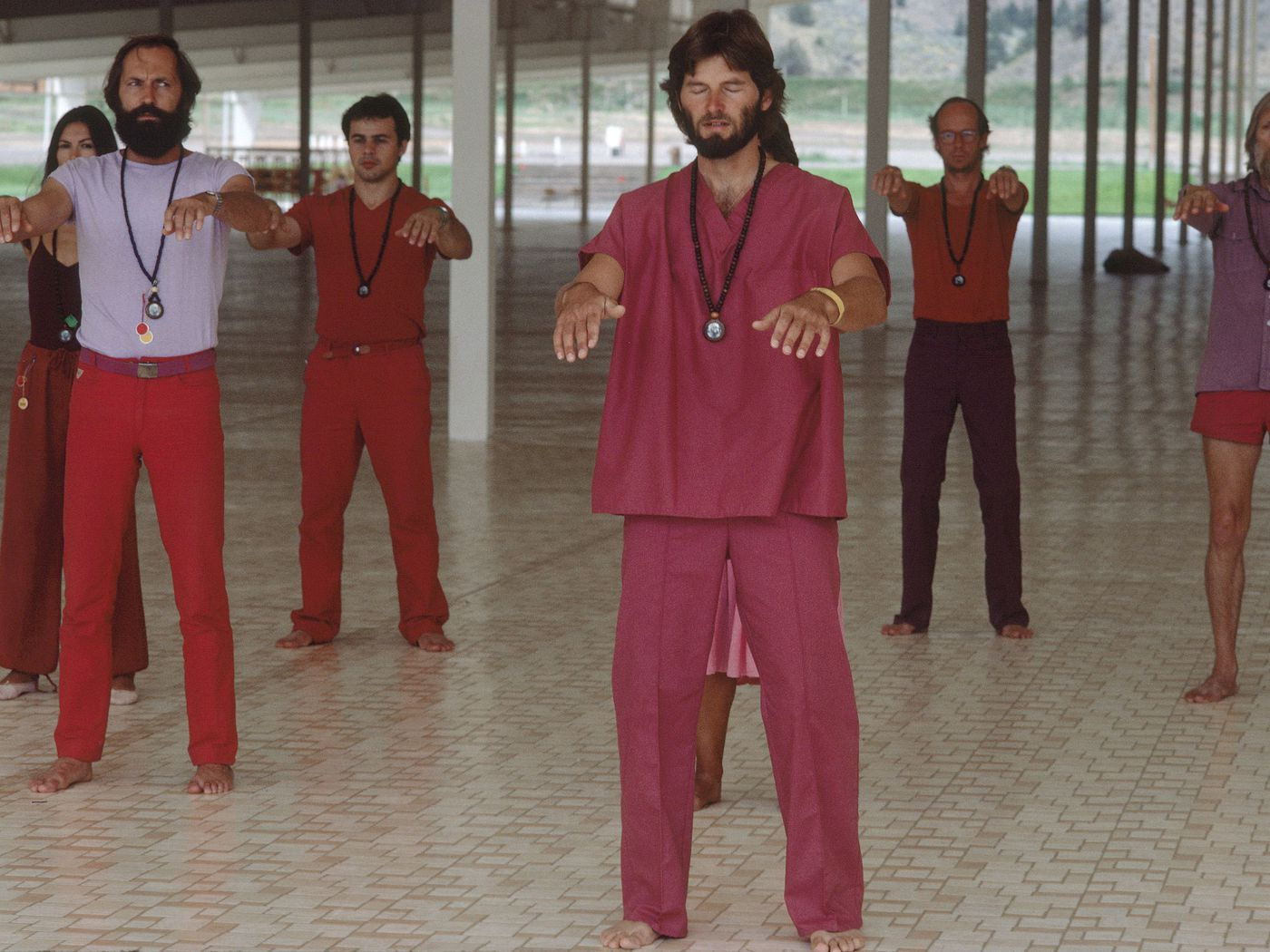 Wild Wild Country, Rajneeshee Red, and Why Cults Often Have