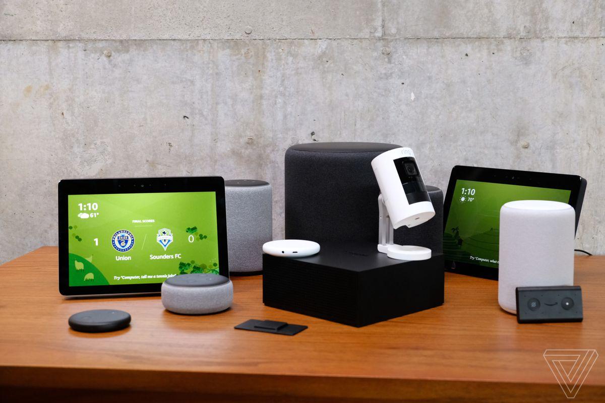 2f1a8c061e920 Amazon's surprise hardware event: the 14 biggest announcements - The ...