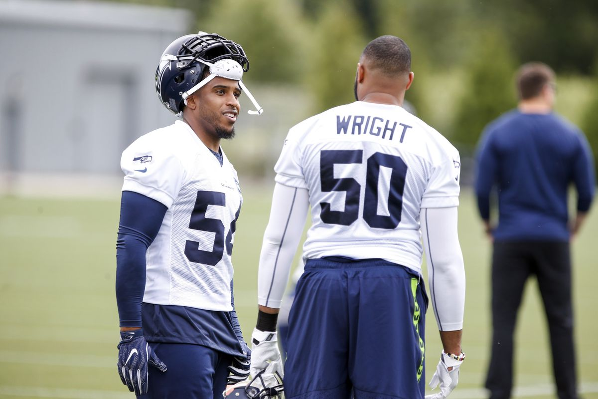 Bobby Wagner KJ Wright and Mychal Kendricks are impressive NFL LB trio