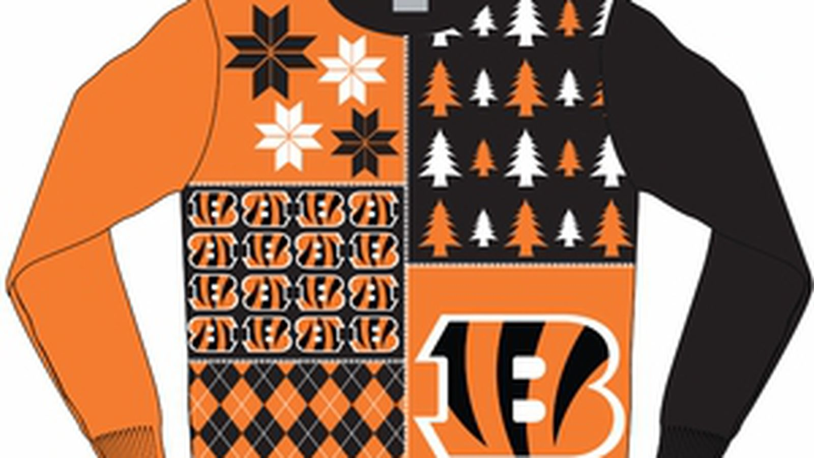 how about ugly bengals sweaters cincy jungle
