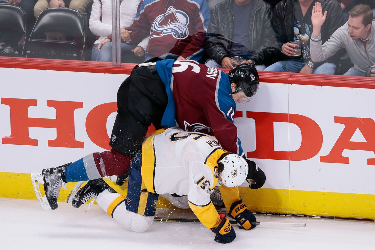 How it affects the Colorado Avalanche  the Nashville Predators offseason cb7fd589ee4