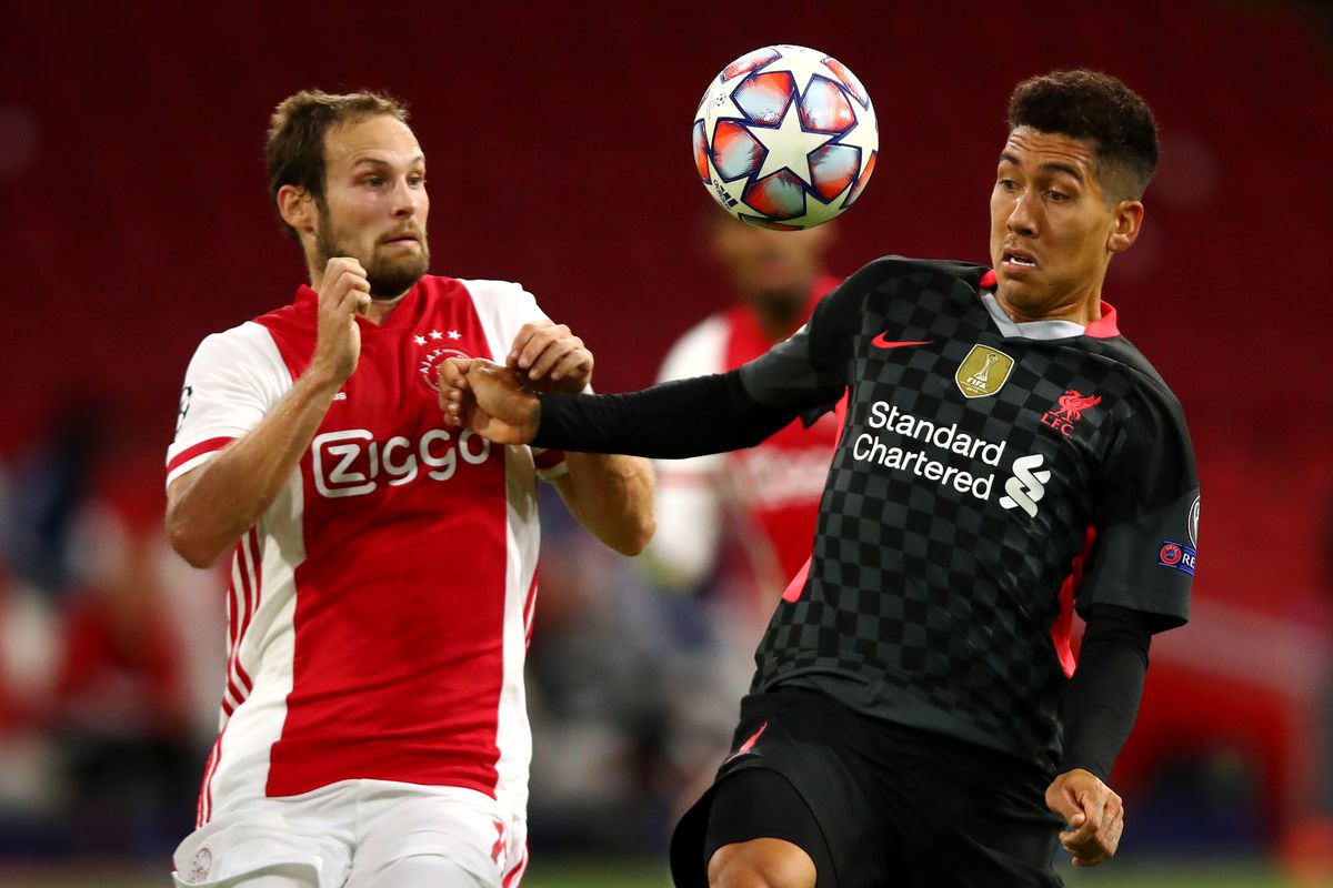 Liverpool Vs Ajax Live Updates Lineups How To Watch Online The Liverpool Offside