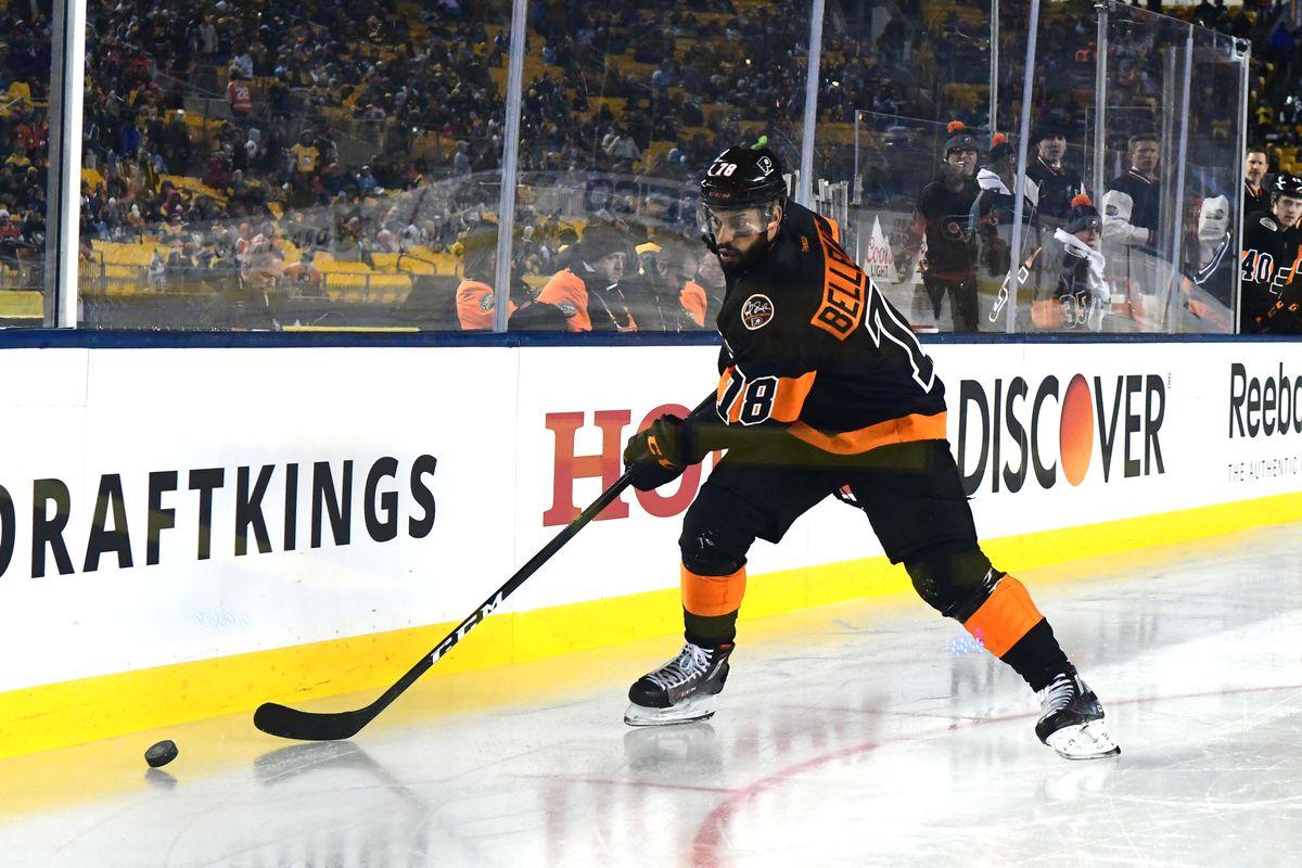 2017 Coors Light NHL Stadium Series - Philadelphia Flyers v Pittsburgh Penguins