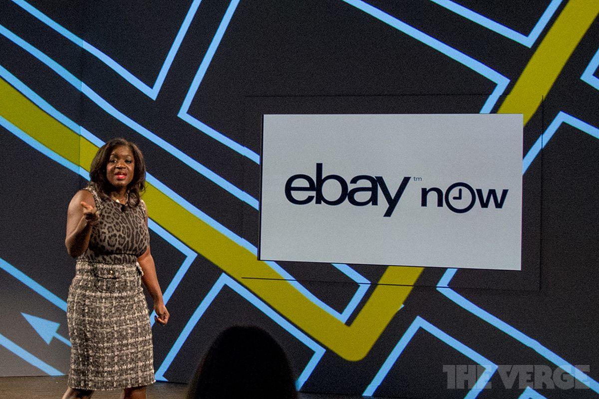 ebay now event hero