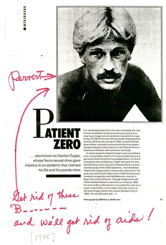 patient zero hiv