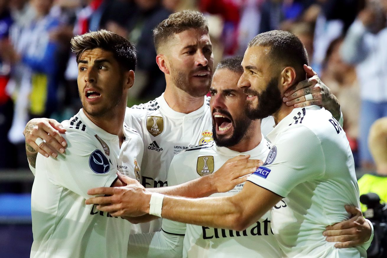 Real Madrid Season Preview 2018/19