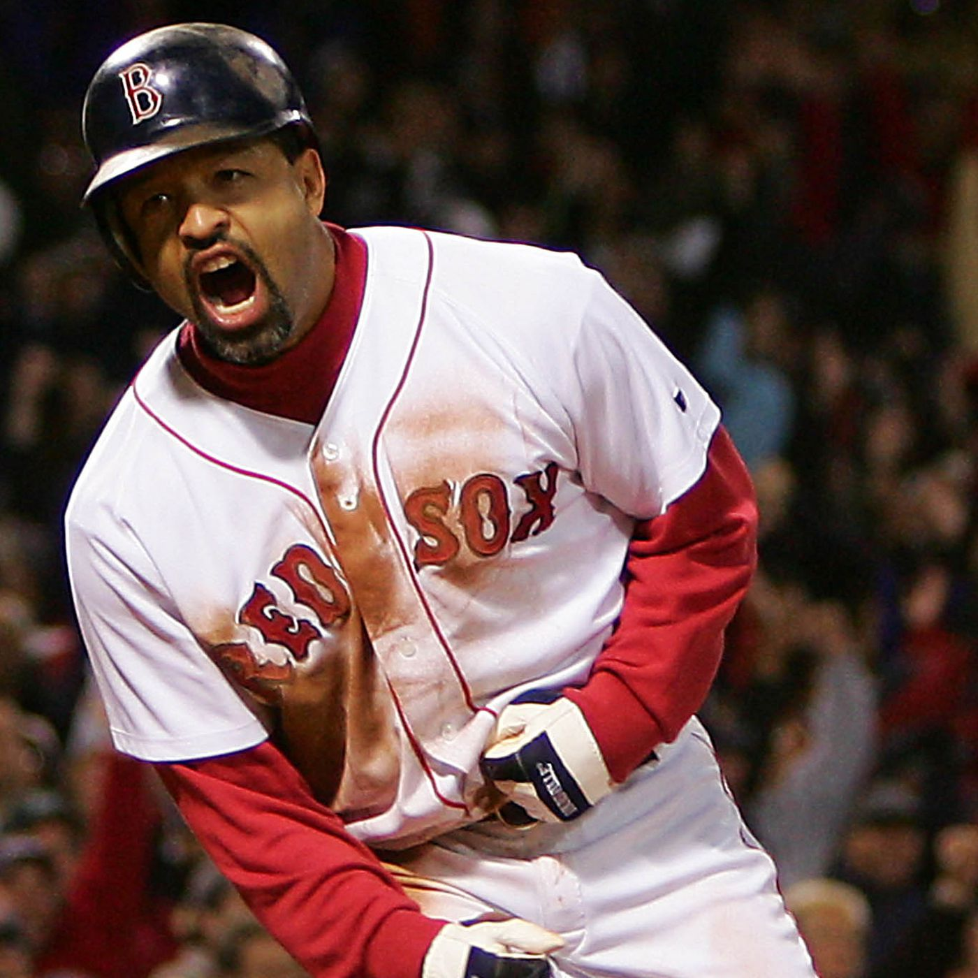 Let s relive the Red Sox 2004 ALCS  Dave Roberts steals Game 4 ... 7e551cefefe