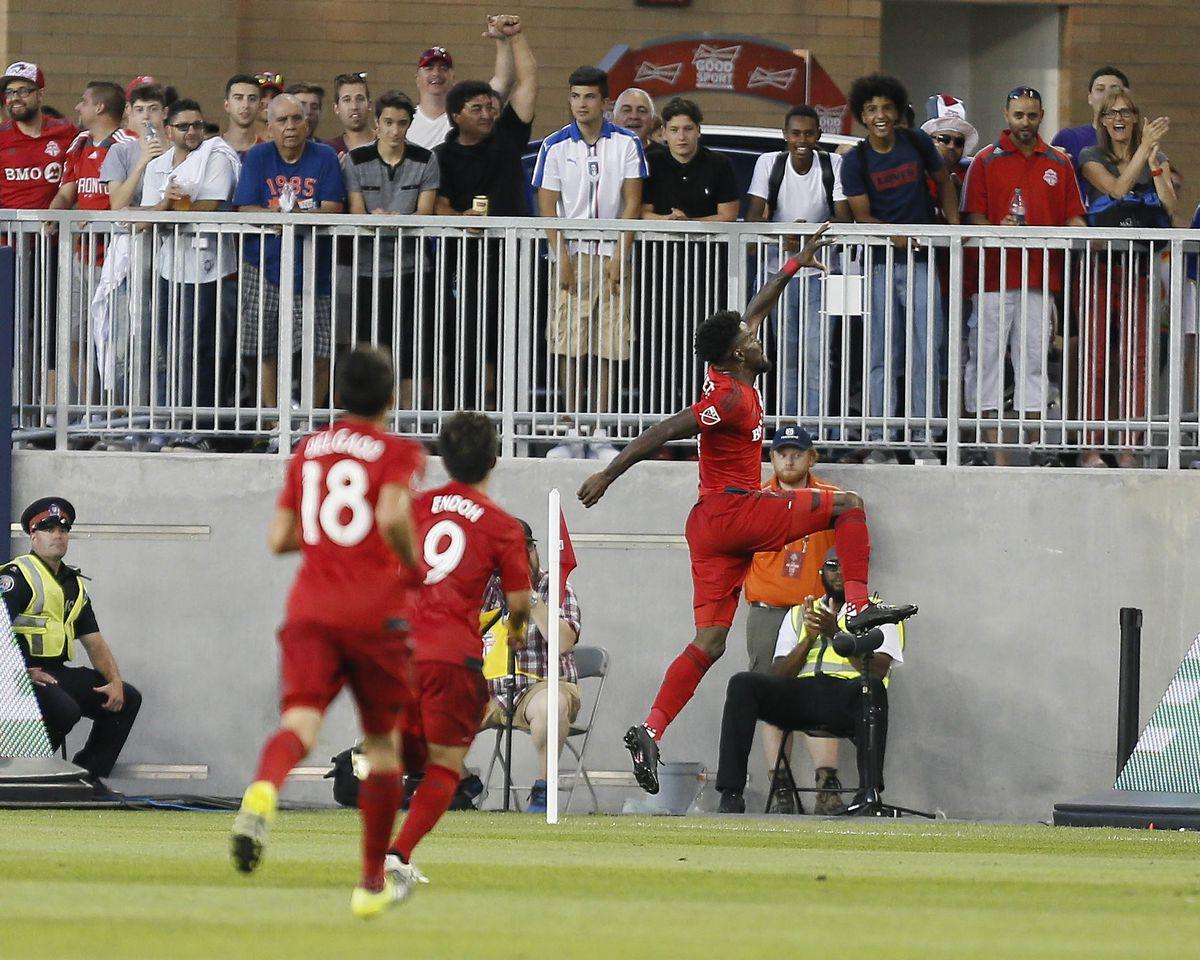 MLS: Real Salt Lake at Toronto FC