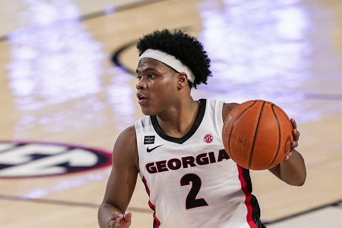 NCAA Basketball: Louisiana State at Georgia