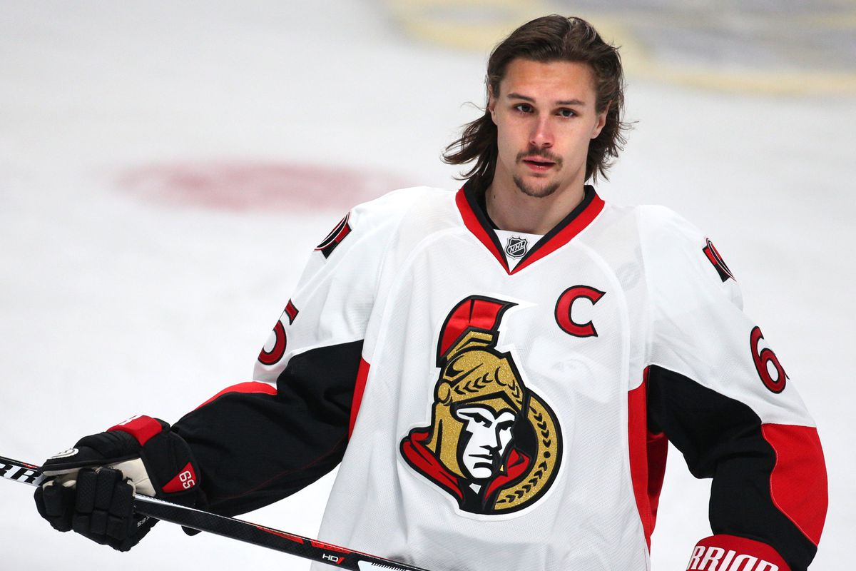 Which Sens player has had the biggest impact on the team's goal differential? I'm guessing this guy.