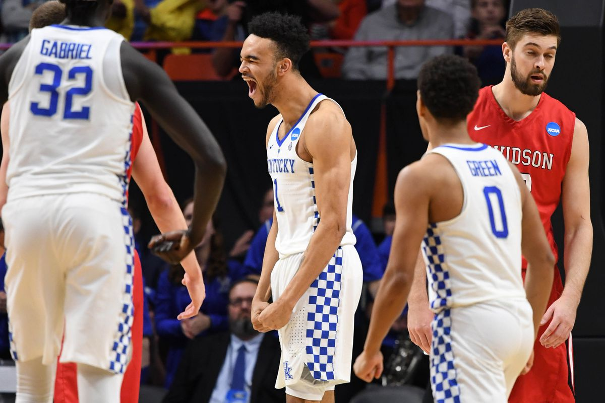 Kentucky Basketball 2018 19 Photo Day: Where Kentucky Wildcats Stand In ESPN Top 25 Poll And