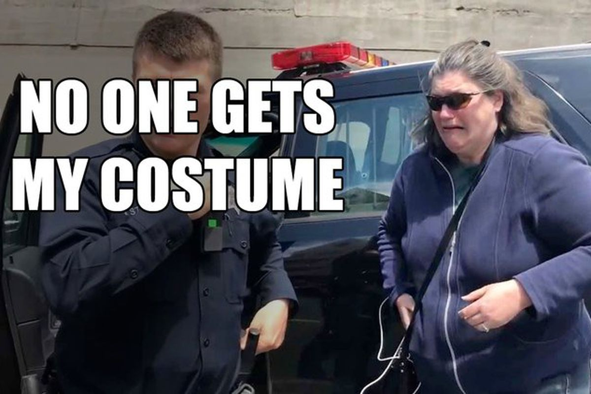 Real Time 911 >> Top 5 Early 2018 Costumes No One Will Remember In October - Funny Or Die