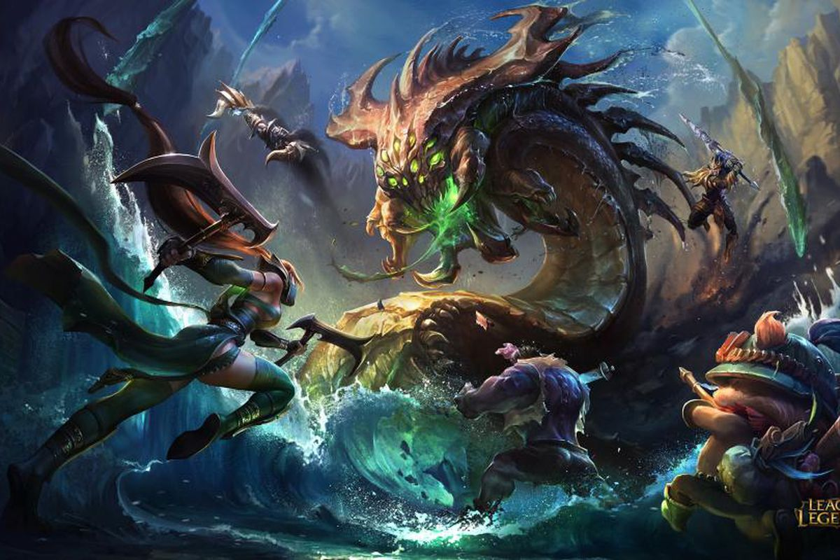 Chinese League of Legends gets anti-addiction tool: time