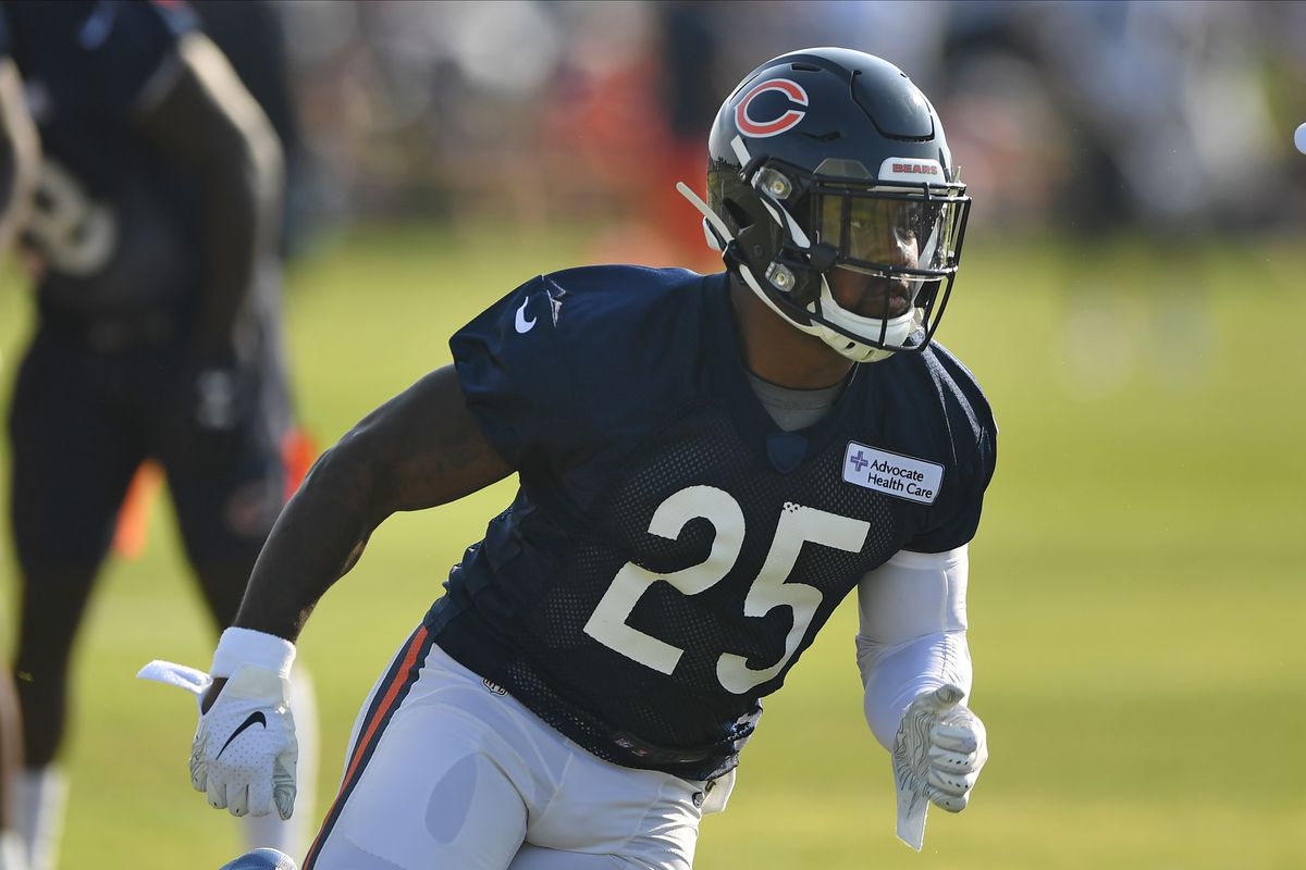 online store 41e7a 4cc12 Bears believe Mike Davis is under the radar, and they're ...