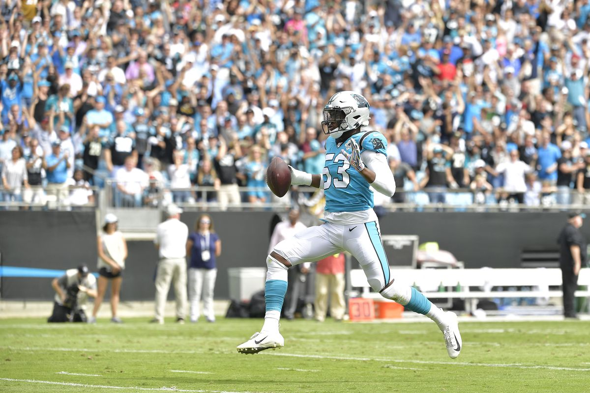 The Carolina Panthers Defense Is Now A Solid Weekly Fantasy