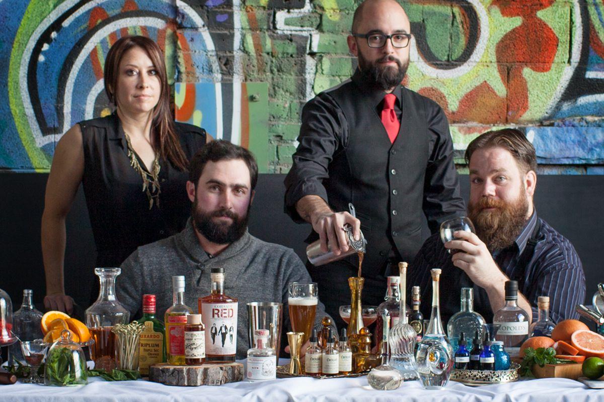 Denver's Top Bartenders