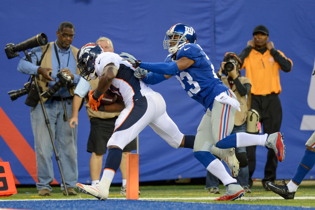 Broncos 2017 opponent preview Week 6: New York Giants