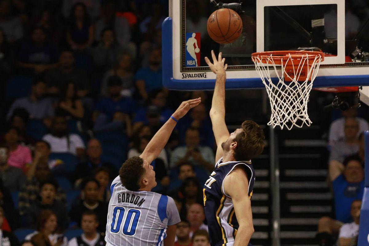 NBA: Utah Jazz at Orlando Magic