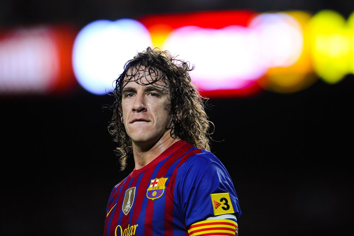 Barcelona legend Carles Puyol explains what he learnt at La Masia