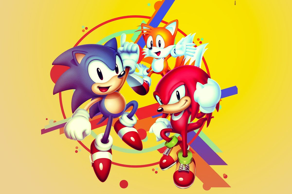 sonic mania plus level select codes