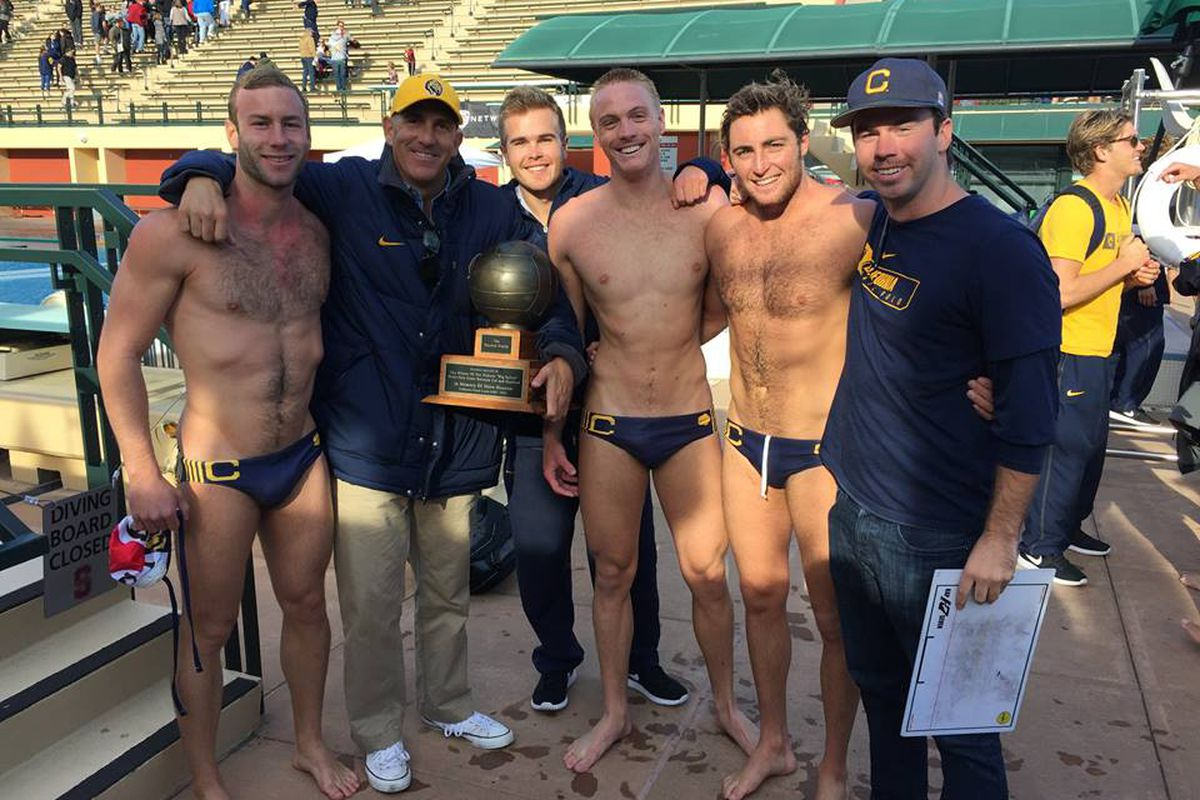 Golden Bears will likely have to go through the LA schools to win their 14th NCAA title this weekend.