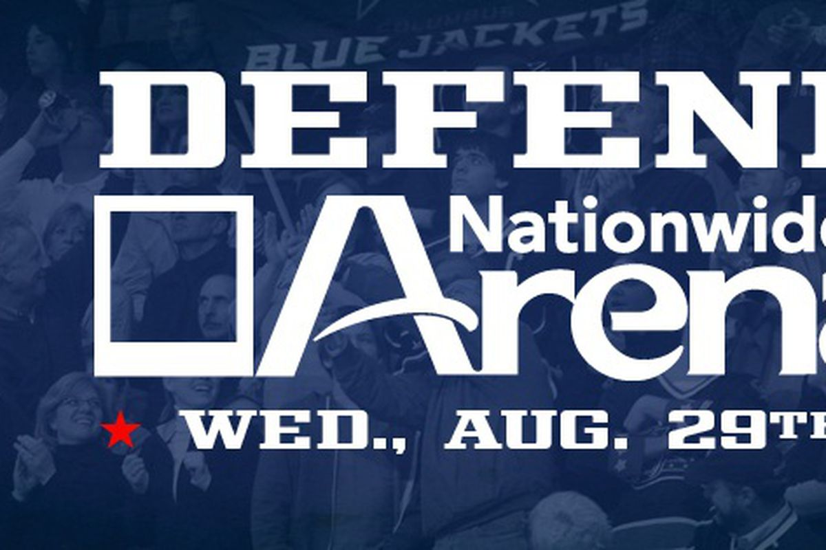 The Blue Jackets are trying to sell, hard, but are you buying? (Image courtesy of the Columbus Blue Jackets)