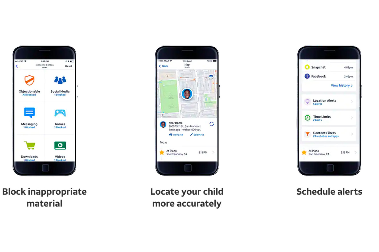 at t is launching a new app to manage parental control features