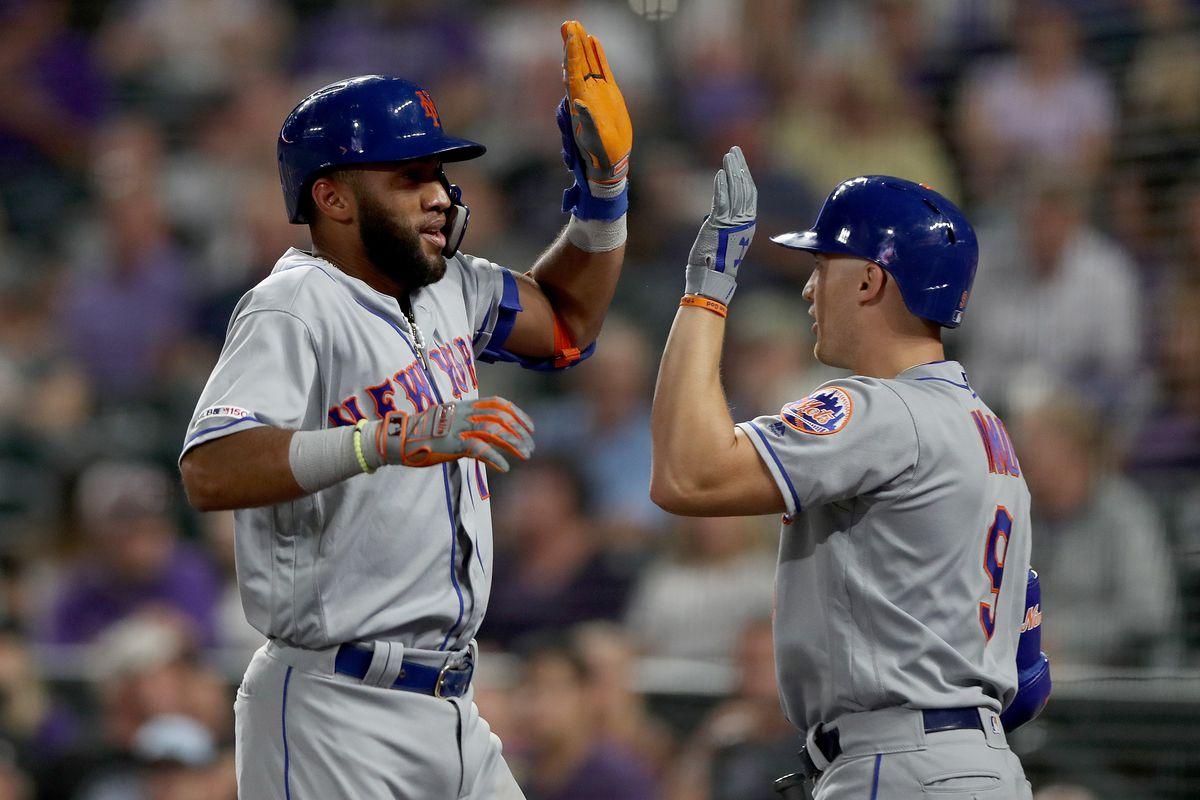 Final Score: Mets 6, Rockies 1—The Stro Show