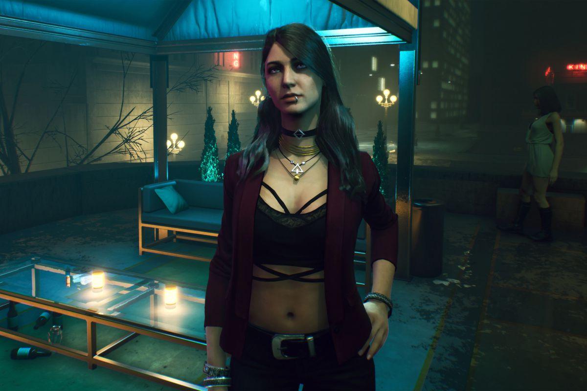 Vampire: The Masquerade - Bloodlines 2 screenshot, E3 2019