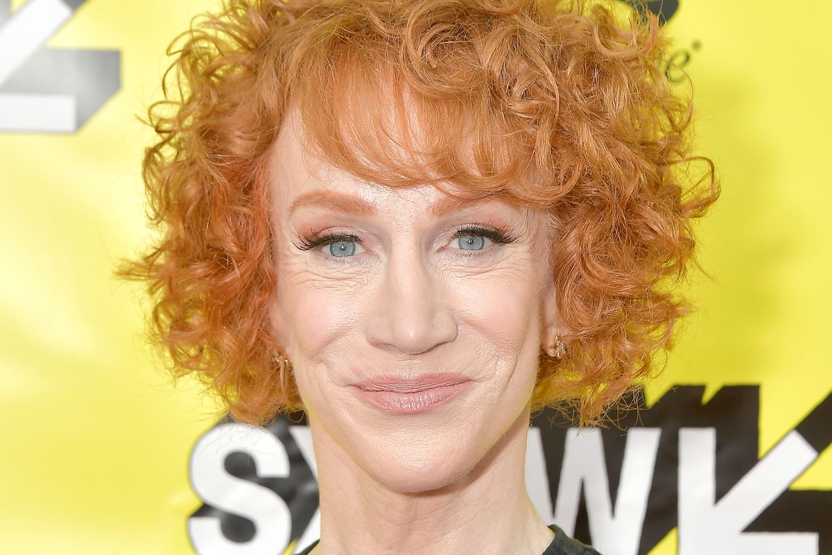 Kathy Griffin talks about beheaded Trump photo, Twitter CEO Jack