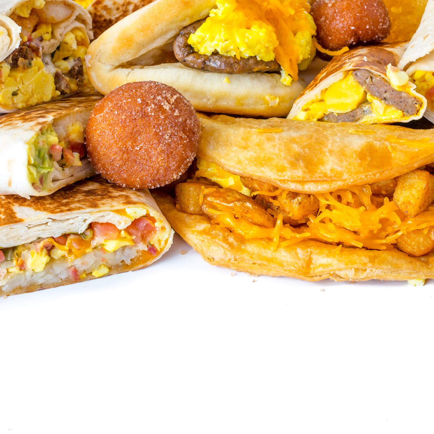 The Best Items On Taco Bell S Breakfast Menu Eater