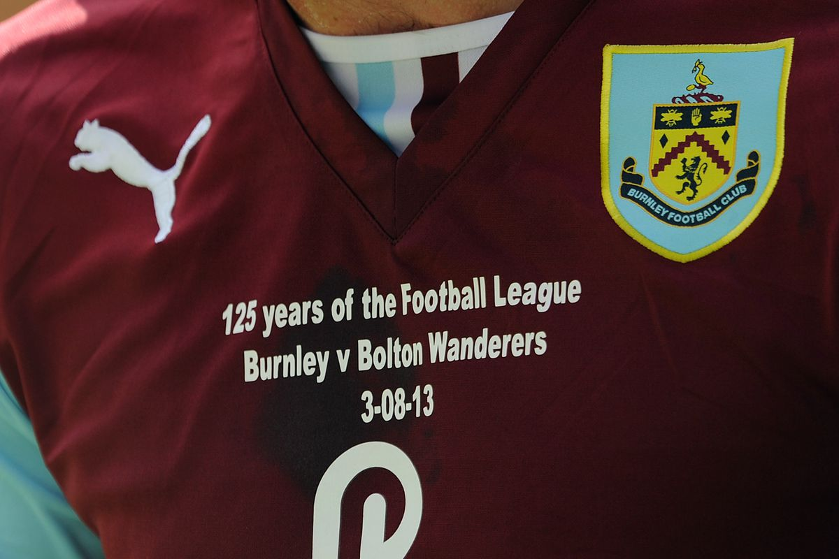 Celebrating 125 years of the Football League.
