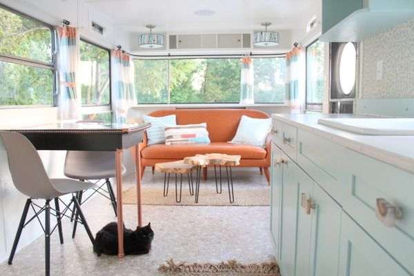 Meet Spartacus, the adorable vintage trailer that will win