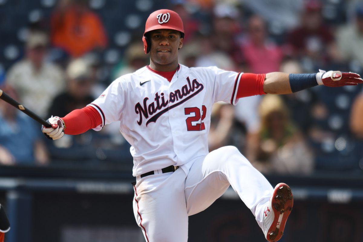 MLB: Spring Training-Baltimore Orioles at Washington Nationals