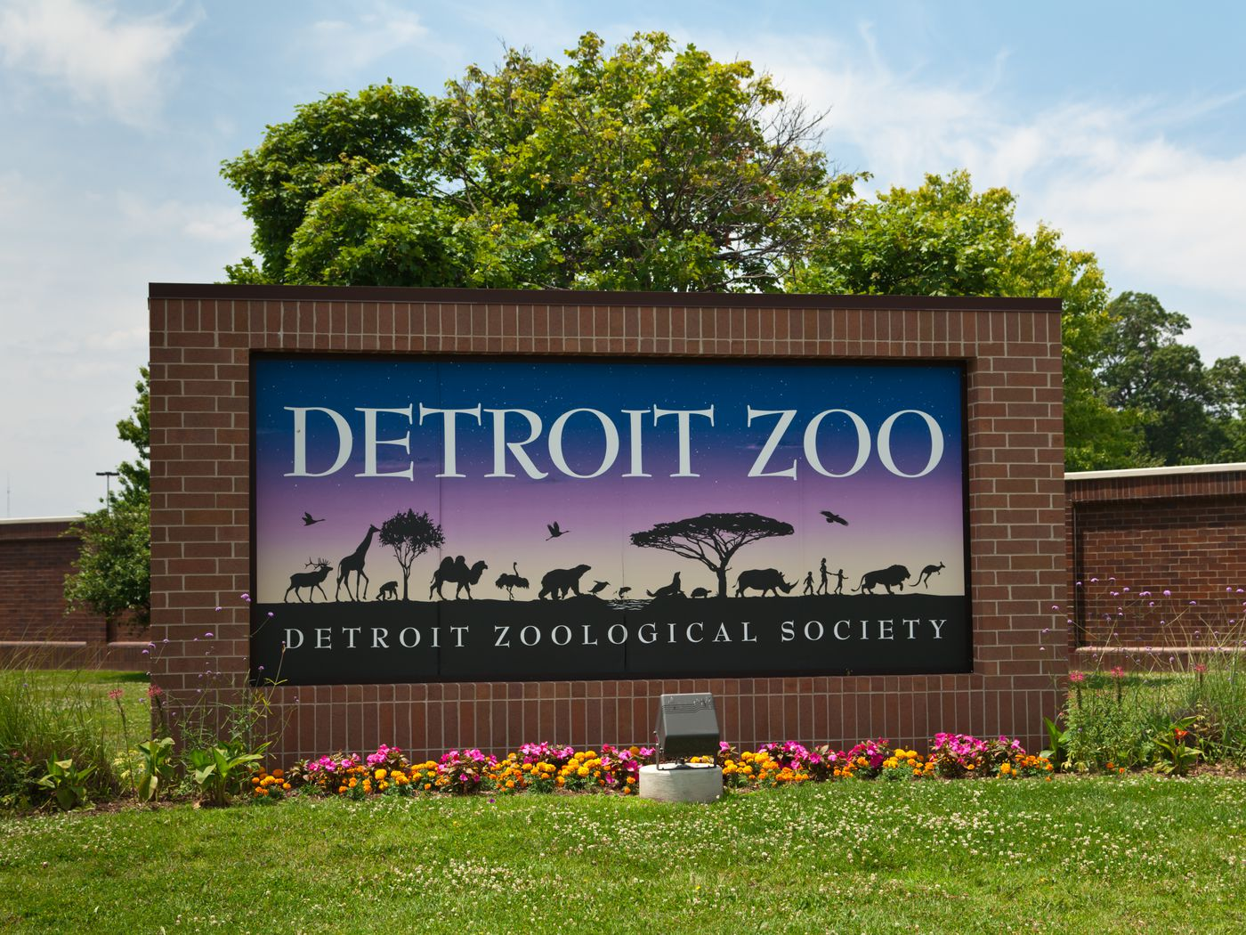 Detroit Zoo To Be Completely Powered By Renewable Energy By 2021 Curbed Detroit