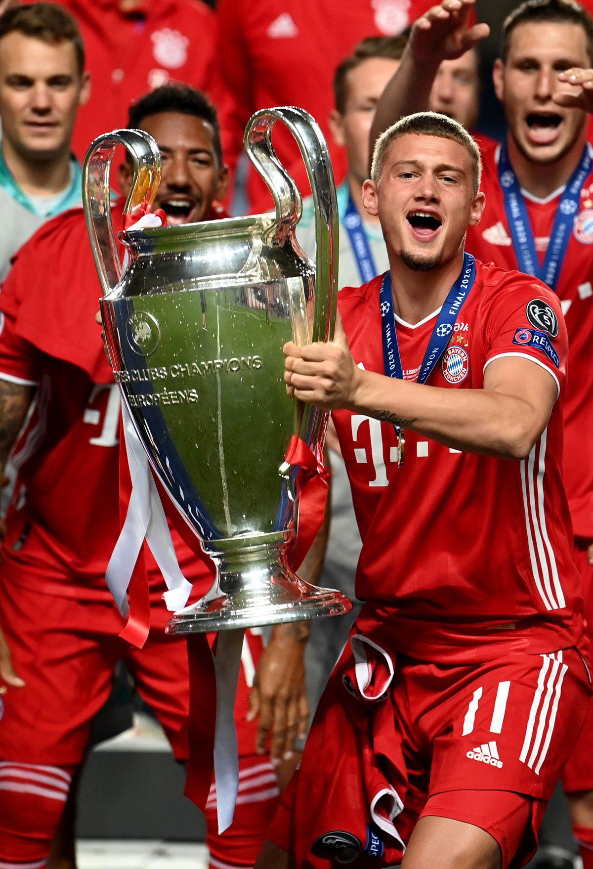 Paris Saint-Germain v Bayern Munich - UEFA Champions League Final