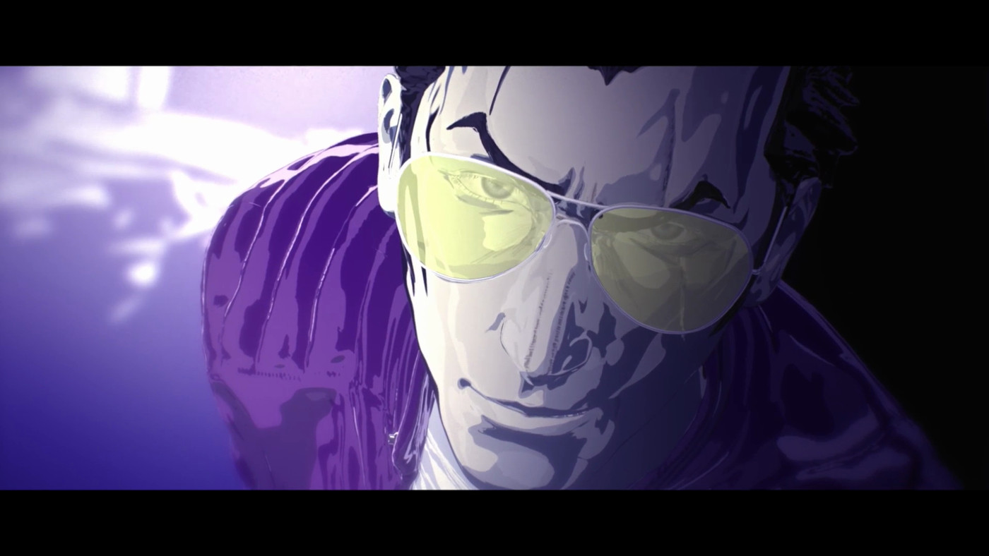 Travis Strikes Again No More Heroes Is Heading To Switch Polygon