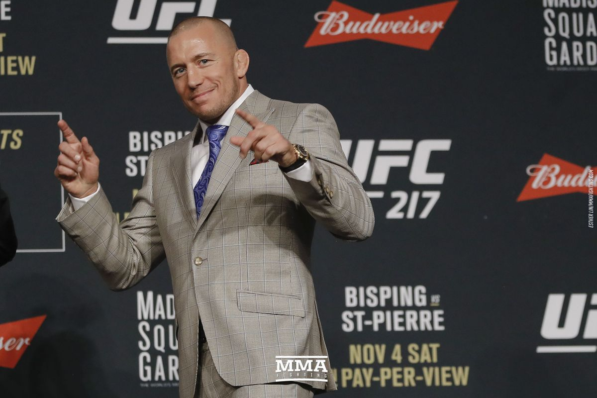 Morning Report: Georges St-Pierre theorizes on why UFC refuses to make superfight between him and Khabib Nurm…