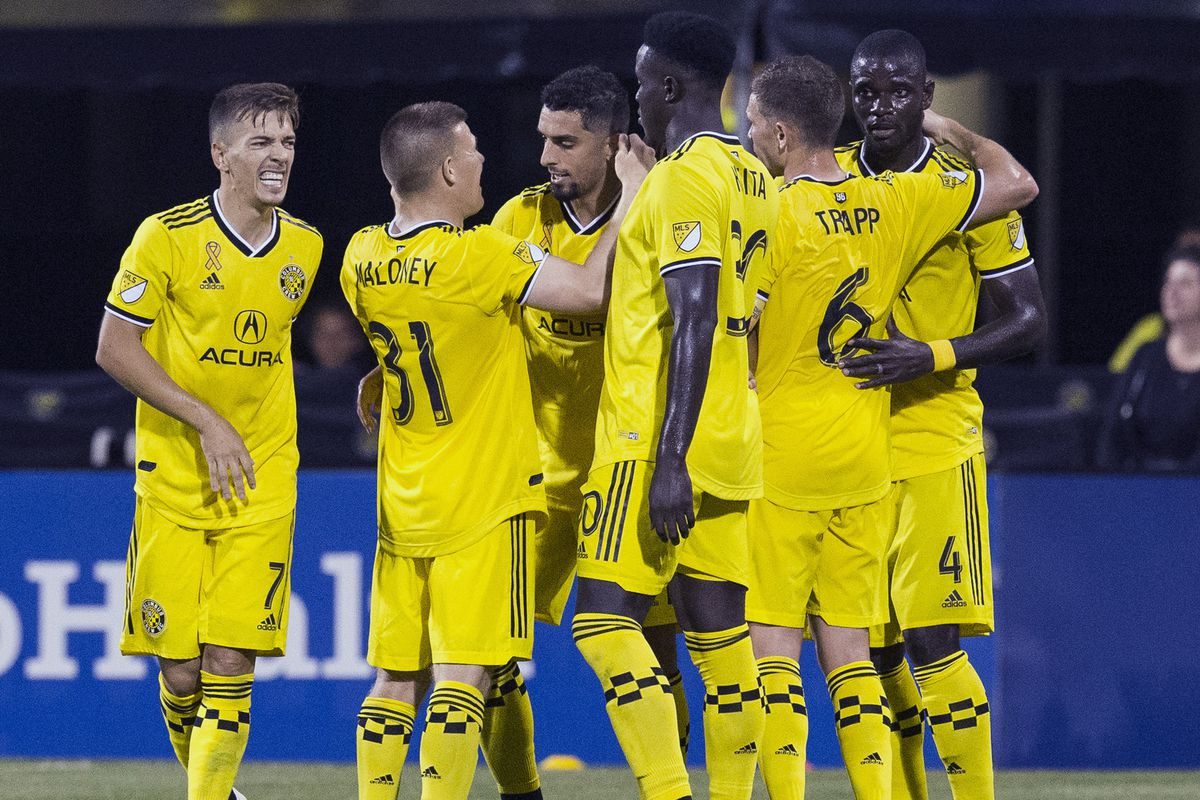MLS: Philadelphia Union at Columbus Crew SC