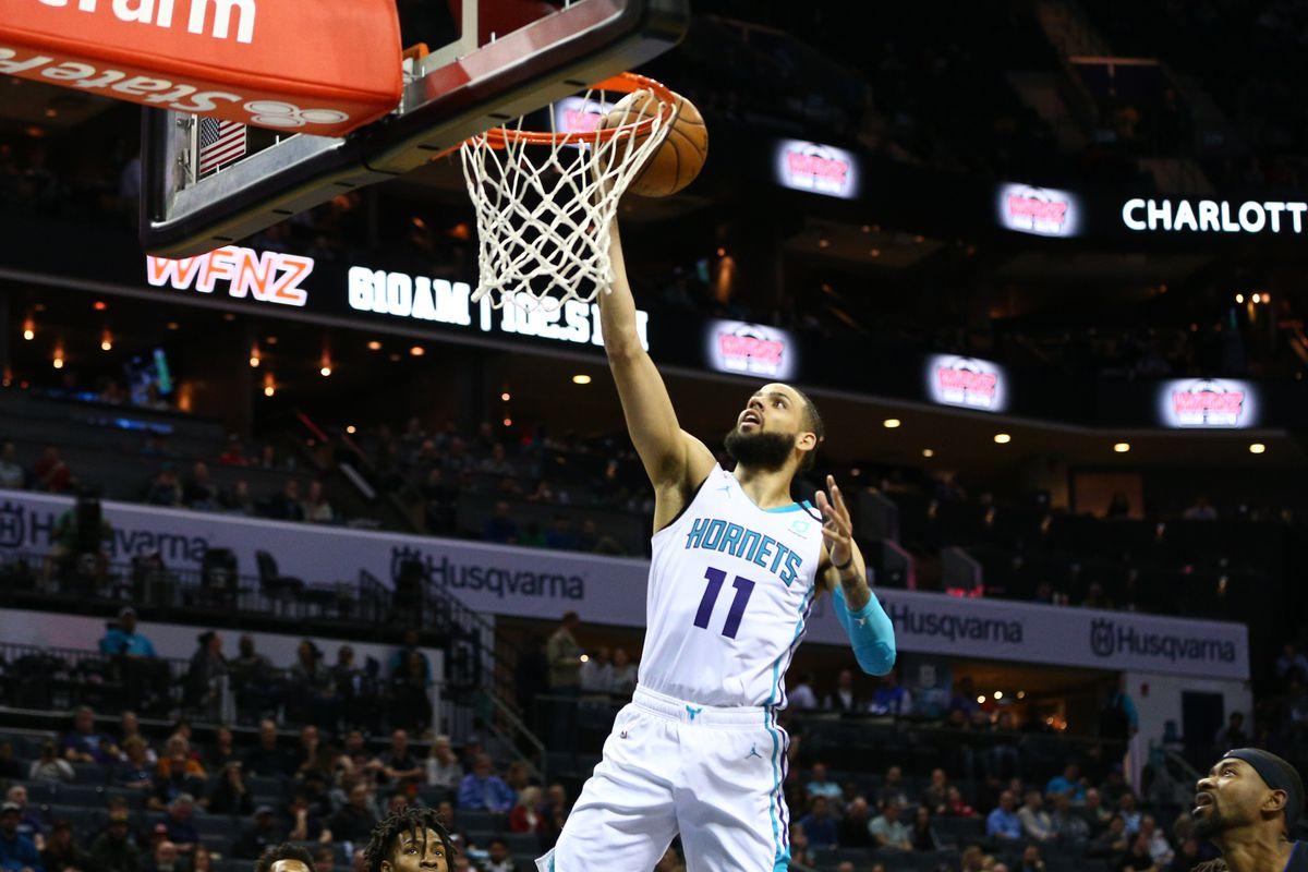 NBA: Orlando Magic at Charlotte Hornets